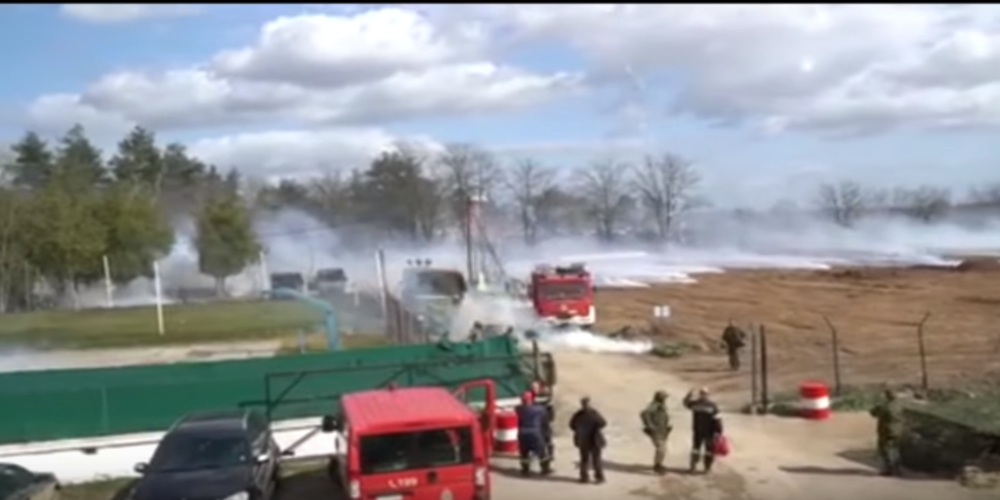 Οι Τούρκοι πετούν συνέχεια δακρυγόνα και καπνογόνα, αλλά γυρνούν στα… μούτρα τους (ΒΙΝΤΕΟ)