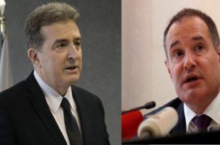 Στον Έβρο αύριο Πέμπτη με τον Μ.Χρυσοχοίδη, ο Γάλλος Διευθυντής της FRONTEX Φαμπρίς Λετζερί