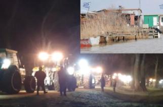 Μεθοδευμένη προσπάθεια του ΣΥΡΙΖΑ να εμφανίσει τους Εβρίτες… δολοφόνους, παραστρατιωτικούς, ακροδεξιούς, επειδή κρατούν τα σύνορα