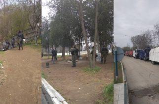 Καστανιές: Παραμένουν σε αυξημένη επαγρύπνηση και ετοιμότητα οι ελληνικές δυνάμεις στα σύνορα
