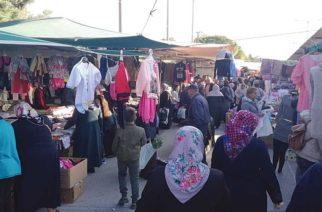 Κλειστές και Κυριακή, εκτός του Σαββάτου, λαϊκές αγορές και παζάρια σε όλη την Περιφέρεια ΑΜ-Θ