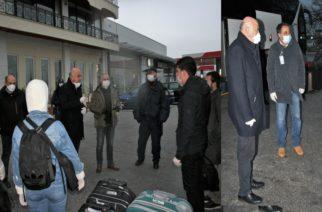 Σε καραντίνα σε ξενοδοχεία Έβρου και Ξάνθης οι 90 φοιτητές που επέστρεψαν απ΄την Τουρκία