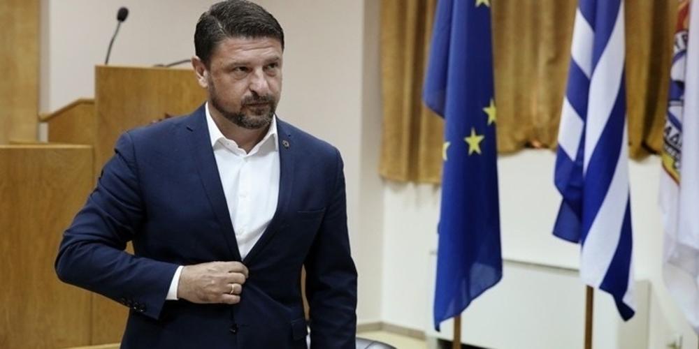 Υφυπουργό Πολιτικής Προστασίας το Νίκο Χαρδαλιά για συντονισμό κατά του κορονοϊού, διόρισε ο Πρωθυπουργός