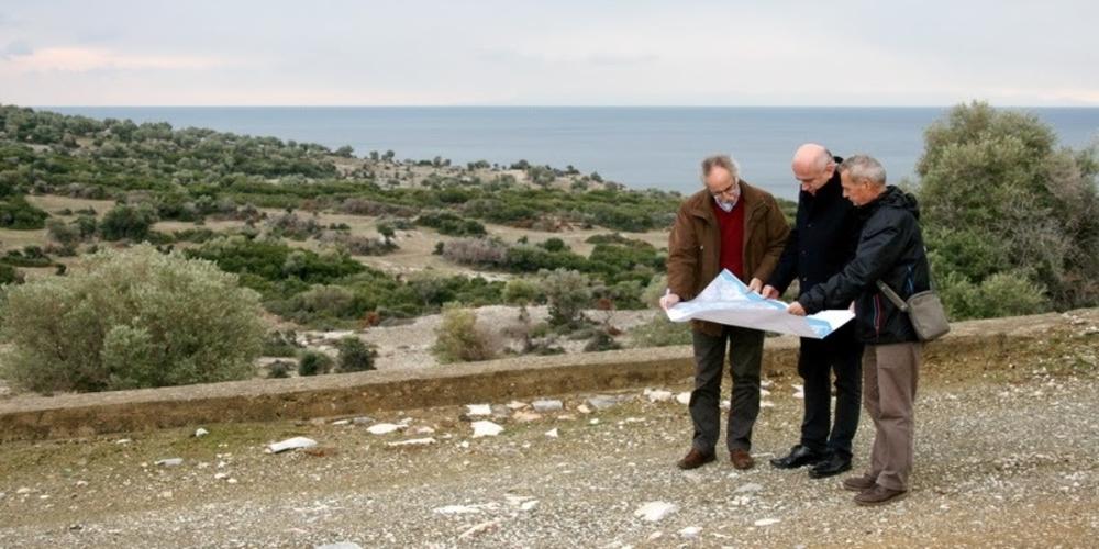 Βγήκε η διακήρυξη του παραλιακού δρόμου Μαρώνεια-Πετρωτά, ύψους 12,5 εκατ. ευρώ απ' την Περιφέρεια ΑΜ-Θ