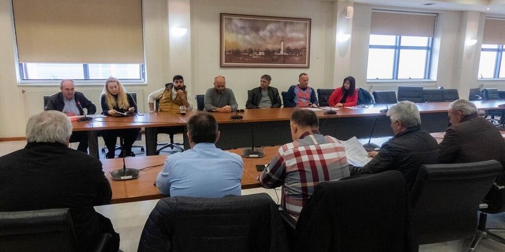 Πρώτη συνεδρίαση για το Συμβούλιο Αγροτικής ΠολιτικήςτουΔήμου Αλεξανδρούπολης