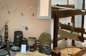 Λαογραφικό μουσείο δημιούργησε στον Κυπρίνο ο Μορφωτικός, Πολιτιστικός Σύλλογος (ΒΙΝΤΕΟ+φωτό)