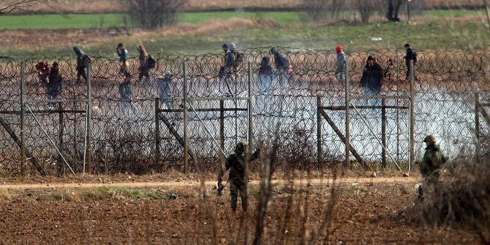 Αποτράπηκαν 713 απόπειρες παράνομης εισόδου λαθρομεταναστών την τελευταία ημέρα