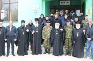 Η επίσκεψη του Αρχιεπισκόπου Ιερώνυμου στον Έβρο μέσα από εντυπωσιακές φωτογραφίες