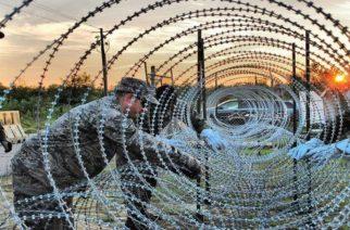 """Ενισχύονται απ' τον στρατό τα συρματοπλέγματα στο Δέλτα Έβρου και """"σφραγίζονται"""" περισσότερο τα περάσματα λαθρομεταναστών"""