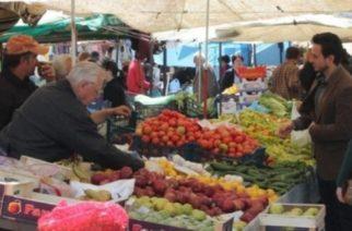Παραμένουν κλειστές οι λαϊκές αγορές Αλεξανδρούπολης, Φερών, με νέα απόφαση του δημάρχου Γιάννη Ζαμπούκη