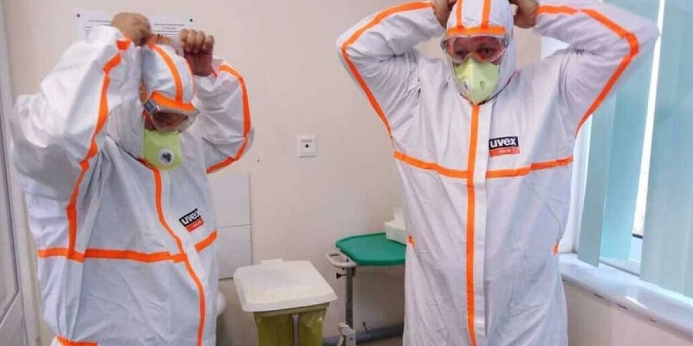 EKTAKTO: Θετικός στον κορονοϊό Εβρίτης που νοσηλεύεται στο Π.Γ.Νοσοκομείο Αλεξανδρούπολης