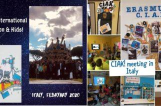 Το 1ο Πειραματικό Σχολείο Αλεξανδρούποληςσυνεχίζει την κινηματογραφική του πορεία στοChietiτηςΙταλίας