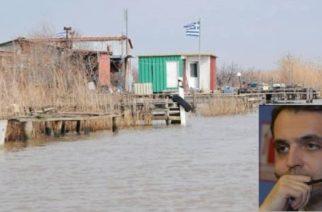 Δερμεντζόπουλος: Απαράδεκτη η δήλωση Βαρεμένου για βίλες στο Δέλτα του Έβρου και καραμπίνες
