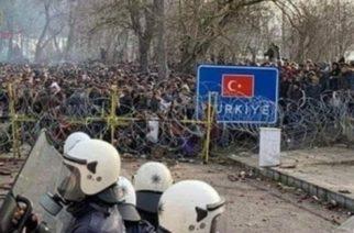 Παραλήρημα των Τούρκων, με Fake news για νεκρό και βόμβες στους λαθρομετανάστες απ' την αστυνομία