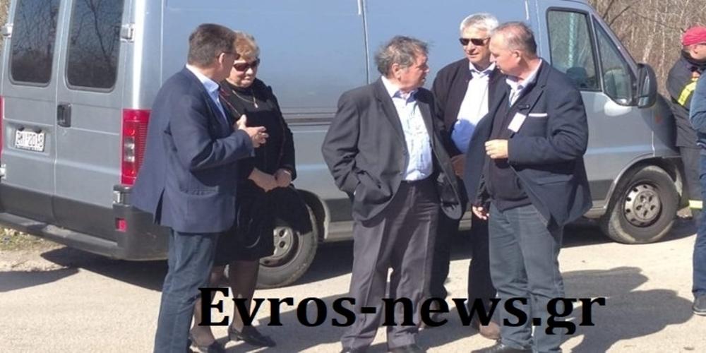 Συνάντηση του Πρωθυπουργού Κυριάκου Μητσοτάκη με τους γονείς του συλληφθέντα Εβρίτη στρατιωτικού Δημήτρη Κούκλατζη