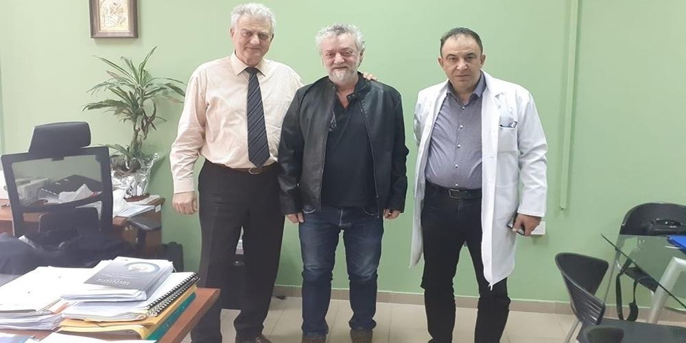 Ορεστιάδα: Επίσκεψη στο Νοσοκομείο Διδυμοτείχου η Αυτόνομη Κίνηση Πολιτών «Είναι Στο Χέρι Μας»