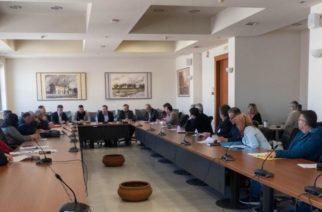 Έκτακτη ευρεία σύσκεψη για την αντιμετώπιση της πανδημίας τουκορωνοϊού στον Δήμο Αλεξανδρούπολης