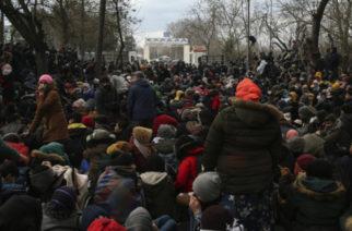 Έβρος: Στενή συνεργασία Τούρκων και ΜΚΟ, κατευθύνει τους χιλιάδες λαθρομετανάστες που επιχειρούν εισβολή
