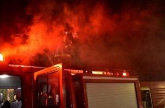 Νεκρή γυναίκα από πυρκαγιά τα ξημερώματα στις Φέρες