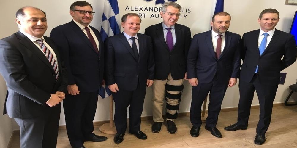 Πάλμερ από Αλεξανδρούπολη: Η Ελλάδα έχει τη στήριξη μας σε ό,τι κάνει στον Έβρο