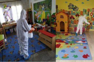 Δήμος Αλεξανδρούπολης: Απολυμάνσεις σε σχολεία και παιδικούς σταθμούς για τον κορονοϊό