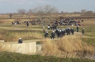 Απέτρεψαν 24.203 λαθρομετανάστες να μπουν στον Έβρο αστυνομία και στρατός – Η πίεση σε Φέρες, Δέλτα