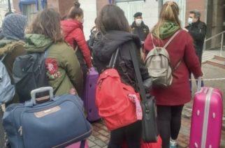 Σε ξενοδοχεία παραμένουν 202 Έλληνες που επέστρεψαν απ΄την Τουρκία μέσω Τελωνείου Κήπων
