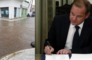 Σουφλί: Ποσό 242.000 ευρώ στον δήμο για αποκατάσταση του κεντρικού δρόμου, απ' τον Κώστα Καραμανλή