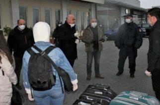 Αρνητικά όλα τα δείγματα της δεύτερης εξέτασης του ΕΟΔΥ σε πολίτες που επέστρεψαν απ' την Τουρκία