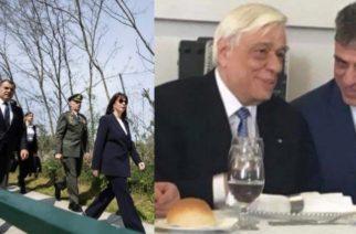 """Ορεστιάδα: Η """"περίεργη"""" ανάρτηση… δυσαρέσκειας (;) Μαυρίδη με Παυλόπουλο, παραμονές επίσκεψης της Προέδρου Δημοκρατίας Κατερίνας Σακελλαροπούλου"""