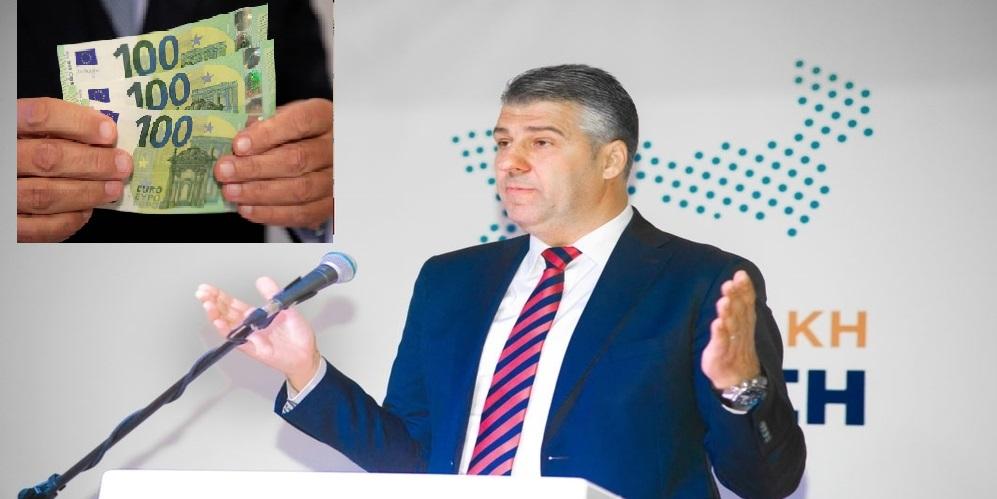 Μέσα στην ελληνοτουρκική κρίση… Τοψίδης είναι η λύση – Η εταιρεία του ανέλαβε σίτιση αστυνομικών και λαθρομεταναστών αντί 80.000 ευρώ!!!