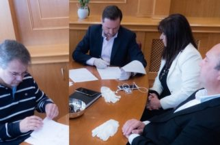 """Αλεξανδρούπολη: Υπογράφηκε η σύμβαση του έργου""""Κατασκευή Θερμικού Σταθμού και δικτύων Τηλεθέρμανσης"""" στην Τραϊανούπολη"""
