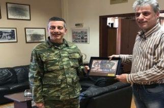 Ορεστιάδα: Συνάντηση του δημάρχου με το νέο Διοικητή της 16ης Μεραρχίας Πεζικού