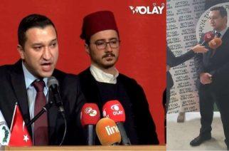 Ανωμοτί κατάθεση για υποκίνηση ρατσιστικού μίσους θα δώσει ο δημαρχος Ιάσμου Οντέρ Μουμίν