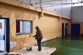 Βελτιωτικές παρεμβάσεις σε αθλητικούς χώρουςαπότον Δήμο Αλεξανδρούπολης