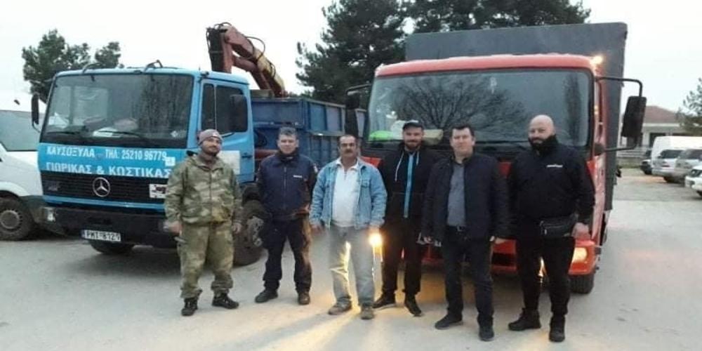 Έβρος: Κάποιοι δεν ξεχνούν τις ελληνικές δυνάμεις, που εξακολουθούν να φυλάνε τα σύνορα μας