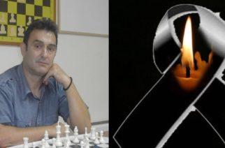 Σοκ και πένθος σε Εθνικό και δήμο Αλεξανδρούπολης απ' τον ξαφνικό χαμό του Ηλία Δόβρη
