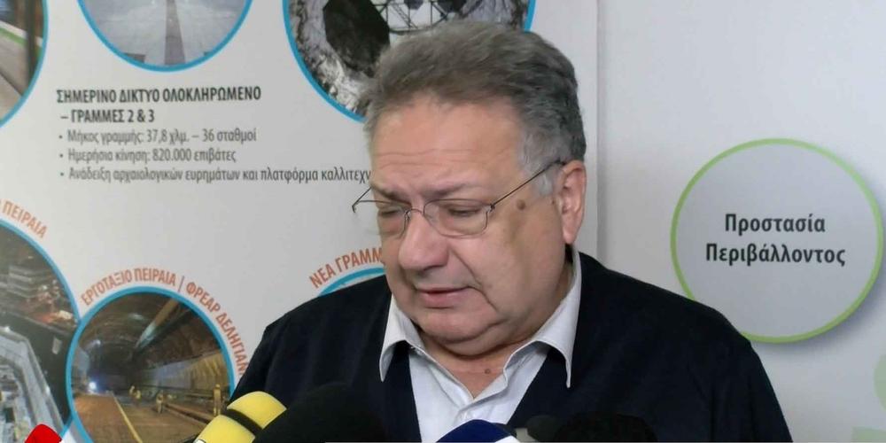"""Κατσιμίγας: """"Περίεργες"""" απόψεις για τα θύματα του κορονοϊού και αλληλοσυγκρουόμενες για τη διαχείριση της Περιφέρειας"""