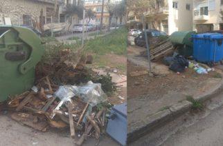 Αλεξανδρούπολη: Ένα μήνα παραμένουν εκεί παρατημένα και δεν τα μάζεψαν απ' τον δήμο