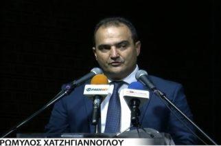 Χατζηγιάννογλου: Ευχαριστούμε Κυβέρνηση και υπουργό Υγείας, για τον χαρακτηρισμό του Νοσοκομείου ως Άγονο Τύπου Α'