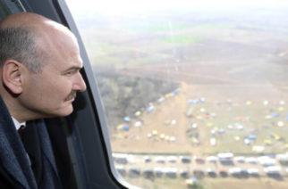 Τουρκία: Παραιτήθηκε ο υπουργός Εσωτερικών Σοϊλού, που… απειλούσε να στείλει ξανά χιλιάδες λαθρομετανάστες στα σύνορα