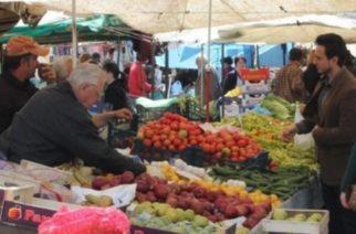 Σουφλί: Ξαναλειτουργούν οι λαϊκές αγορές με χθεσινή απόφαση του δημάρχου Παναγιώτη Καλακίκου