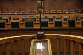 Δεν ανοίγουν ακόμα τα δικαστήρια! Παρατείνεται η αναστολή λειτουργίας ως 15 Μαίου