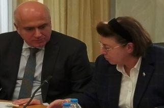 Μέτιος: Προχωρούμε μαζί με την υπουργό Πολιτισμού στην ανάδειξη του ταφικού τύμβου Μ.Δοξιπάρας-Ζώνης