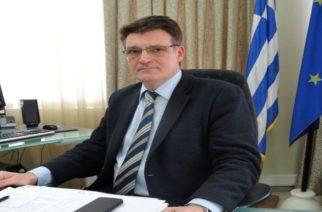 Πέτροβιτς: Ο Αντιπεριφερειάρχης Έβρου καταθέτει το 50% της αντιμισθίας του στη Β' Πανεπιστημιακή Παθολογική Κλινική του Νοσοκομείου Αλεξανδρούπολης