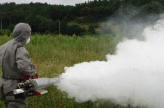 Έβρος: Ξεκίνησαν σήμερα οι ψεκασμοί για καταπολέμηση των κουνουπιών