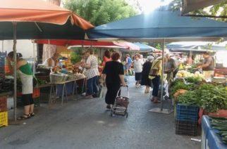 Ορεστιάδα: Ξαναλειτουργούν από αύριο οι λαϊκές αγορές – Όλη η απόφαση του δημάρχου Βασίλη Μαυρίδη