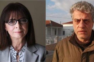 Η επιστολή-απάντηση της Προέδρου Δημοκρατίας Κατερίνας Σακελλαροπούλου στον δήμαρχο Ορεστιάδας Βασίλη Μαυρίδη