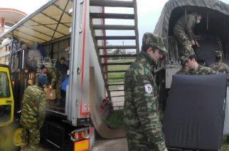 Νοσοκομειακός εξοπλισμός 25 τόννων στα στρατιωτικά και πολιτικά νοσοκομεία του Έβρου απ' τη Σουηδία