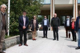 Σύσκεψη Περιφερειάρχη Χρήστου Μέτιου-Προέδρων Ιατρικών Συλλόγων για την σταδιακή άρση μέτρων περιορισμού